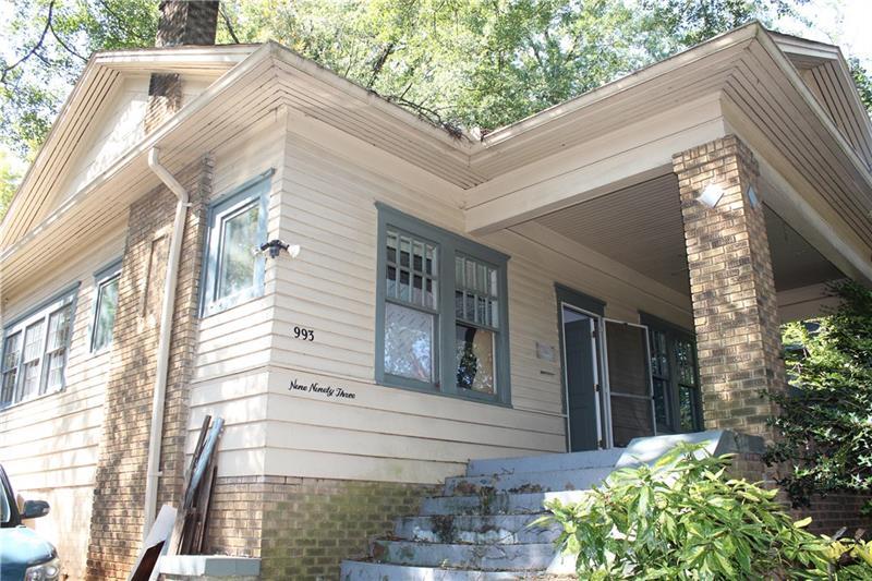 Real Estate - 993 North Avenue Atlanta