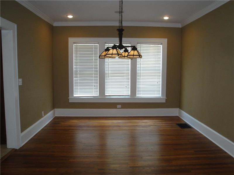 Real Estate - 1878 Monroe Drive Atlanta