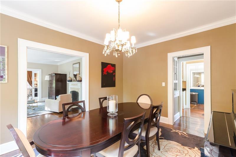 Real Estate - 448 Emory Drive Atlanta