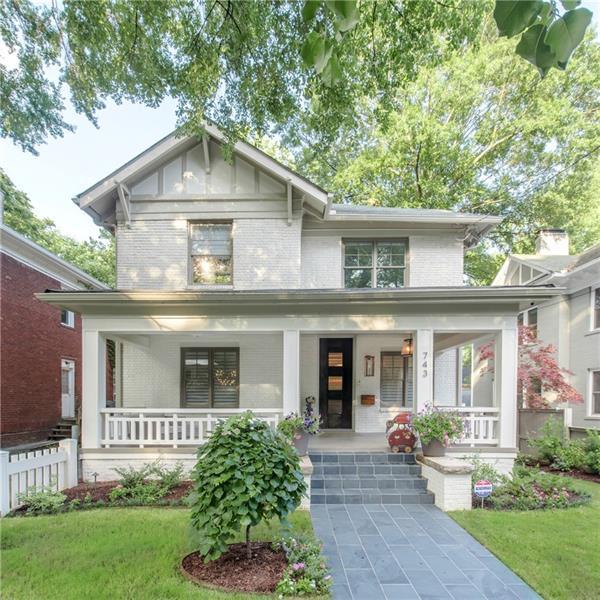 Real Estate - 743 Argonne Avenue Atlanta