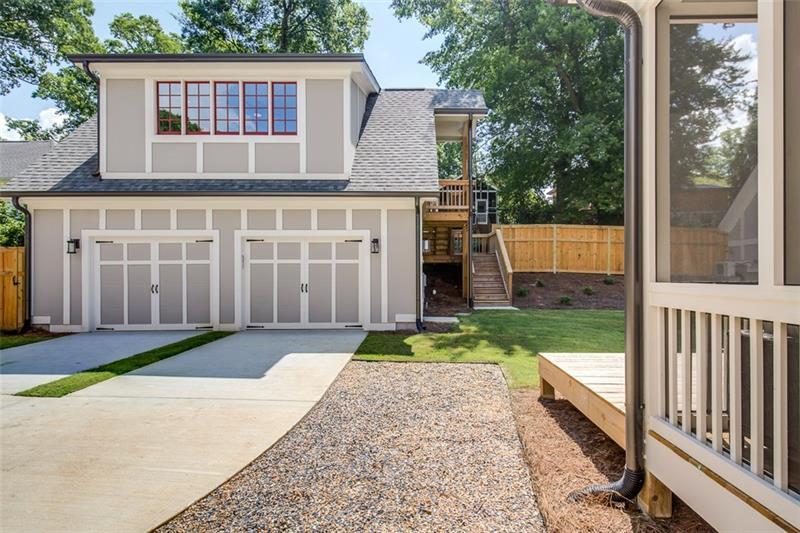 Real Estate - 467 Burlington Road Atlanta