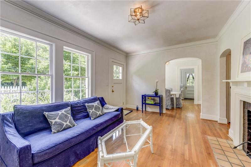 Real Estate - 1872 Mclendon Avenue Atlanta