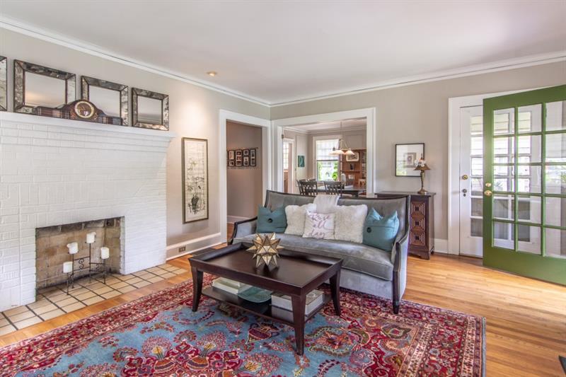 Real Estate - 1147 Hudson Drive Atlanta