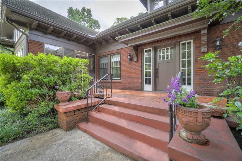 Real Estate - 1355 Briarcliff Road Atlanta