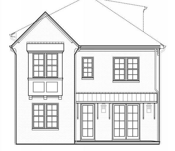 Real Estate - 687 Cooledge Avenue Atlanta