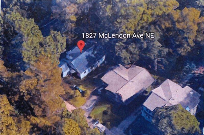 Real Estate - 1827 Mclendon Avenue Atlanta
