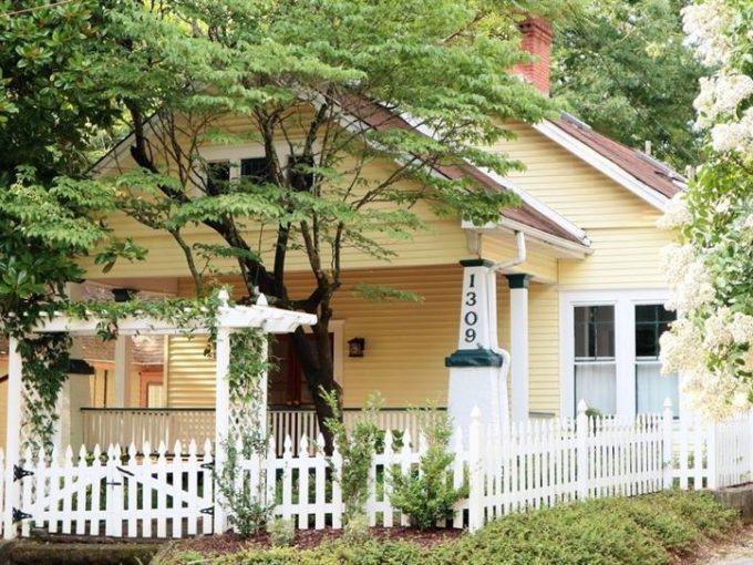 Real Estate - 1309 McLendon Avenue Atlanta