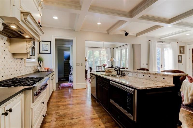 Real Estate - 509 Westminster Way Atlanta