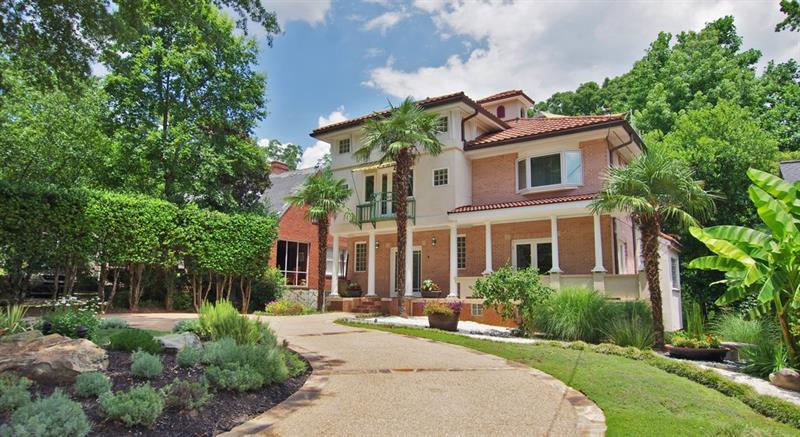 Real Estate - 1216 Rock Springs Road Atlanta